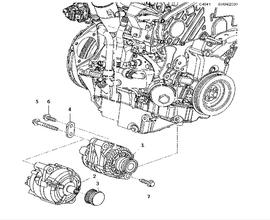 New 9-5 Parts for Electrical Saab 2010