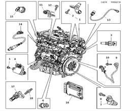1998 Isuzu Trooper Engine Diagram. 1998. Wiring Diagram