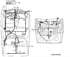 Saab Steering Column Diagram Steering Components Wiring
