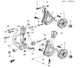 Fuse Box Diagram For Saab 9 7x Saab 9-7X Forum Wiring