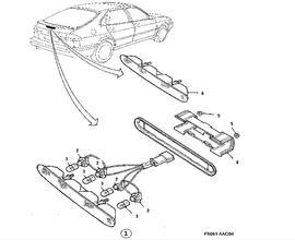 Saab 9 7x Light Saab Trailblazer Wiring Diagram ~ Odicis