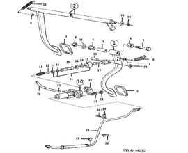 Transmission Parts for Saab 900