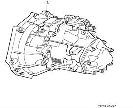9-5 Sedan Parts for Transmission Saab 2001