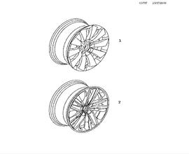 Accessories Parts for Saab New 9-5