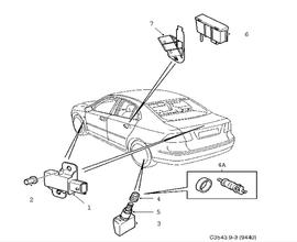 Saab 9 3 Seat Wiring Ford Focus Wiring Wiring Diagram ~ Odicis