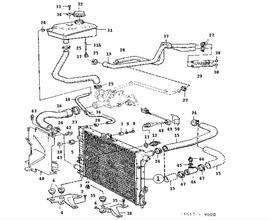 Saab 9 3 Cooling System Jaguar XJS Cooling System wiring