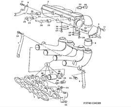 S10 Exhaust Diagram Nova Exhaust Diagram Wiring Diagram