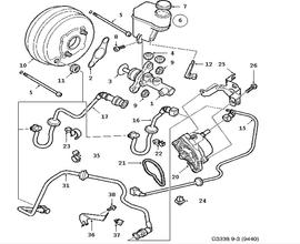 Engine Parts for Saab 9-3 Convertible