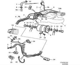 Saab Rear Engine John Deere Rear Engine Wiring Diagram