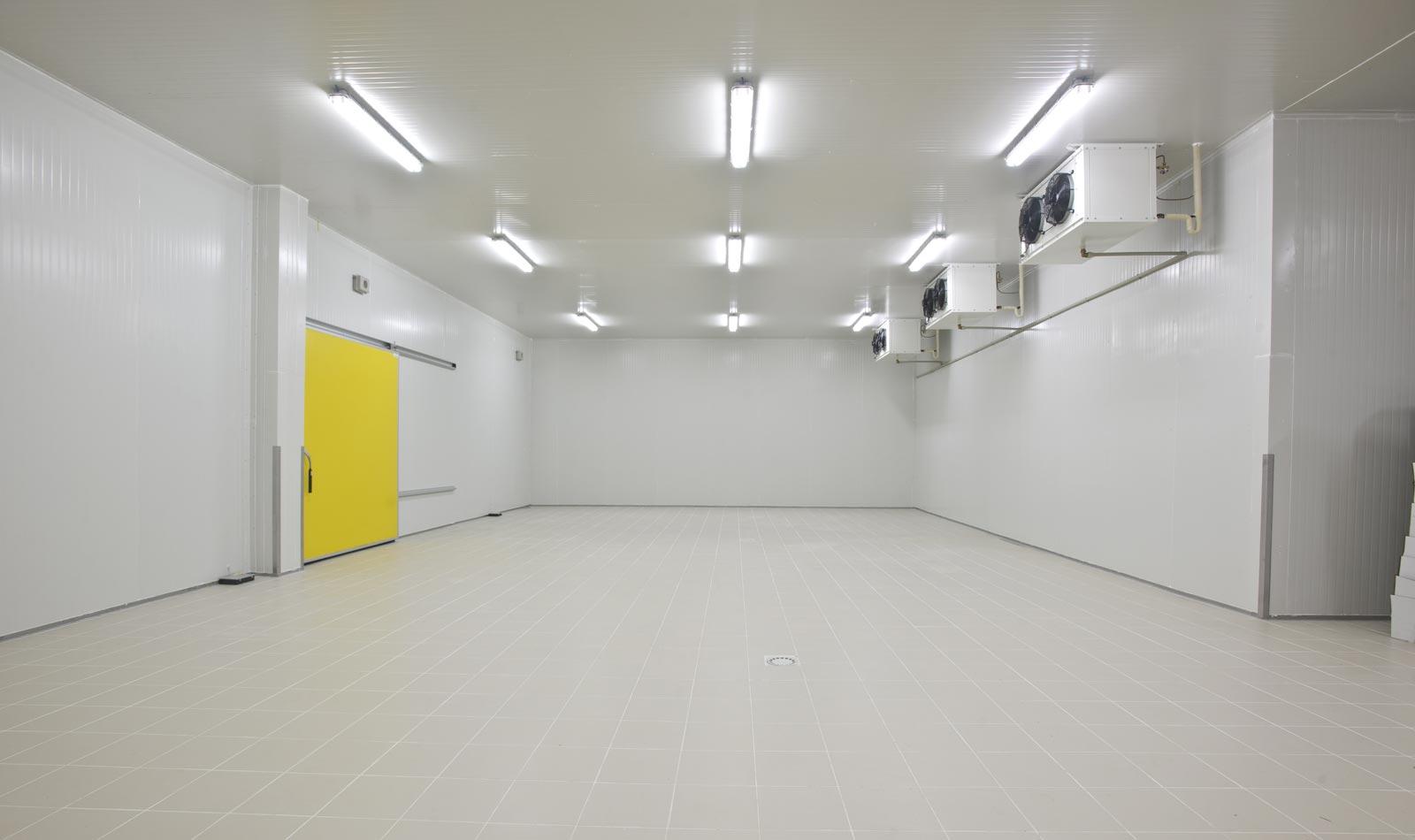 SAAF socit angevine des applications du froid isolation frigorifique SAAF chambre froide