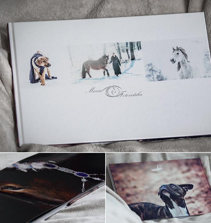 Das HighEnd Fotobuch von Saal Digital