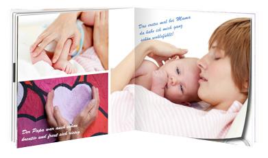 Fotobuch erstellen mit Ihren Fotos bei Saal Digital