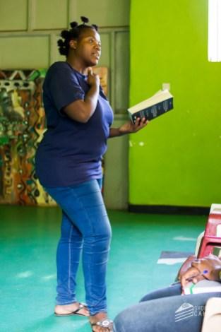 Writer Zukiswa Wanner