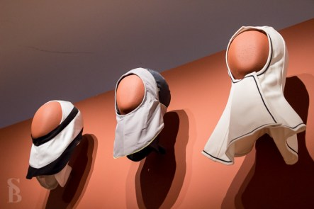 Sports Headgear for Muslim Women by Cindy van den Bremen