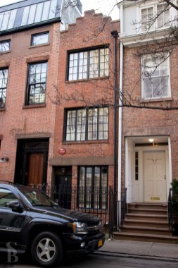 New York's narrowest house