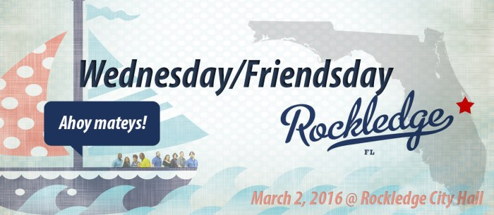 Wednesday Friendsday