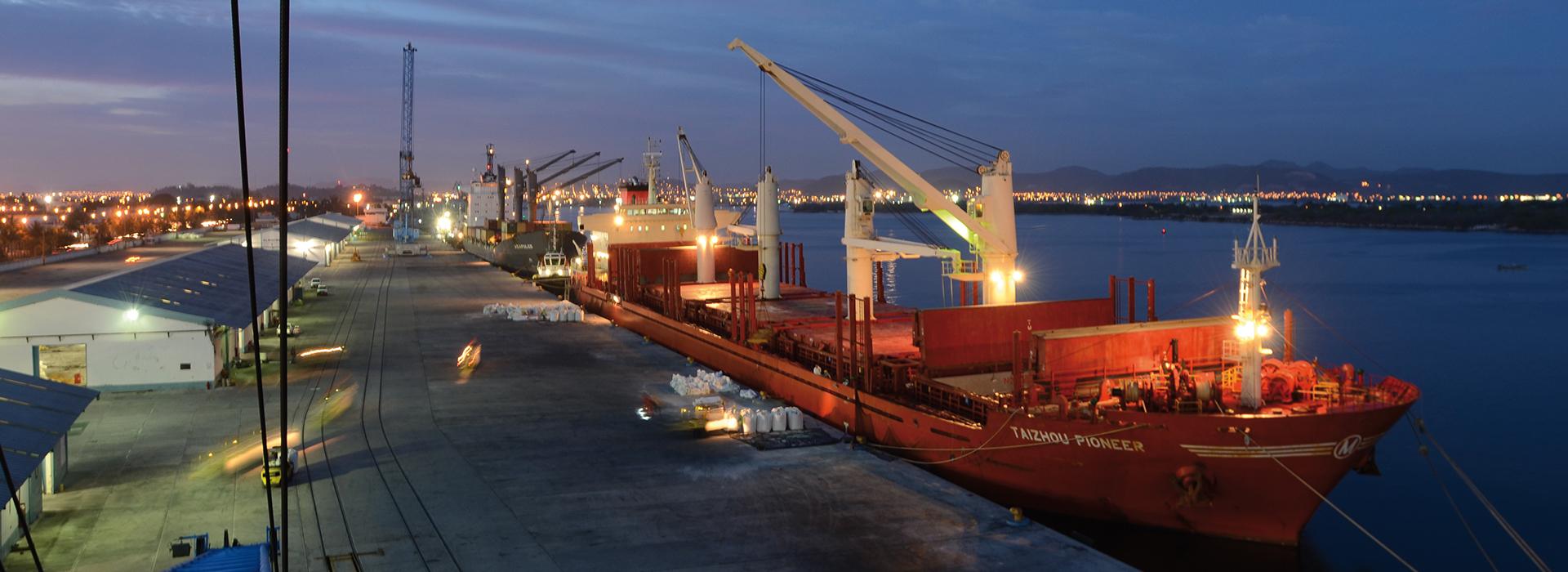 Resultado de imagen para Terminal Portuaria  sinaloa