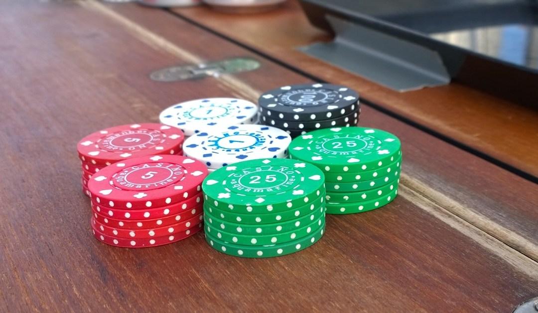 Perttu oli ostanut pokerichipit Las Palmasista.