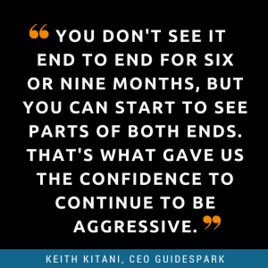 Keith Kitani SaaStr Annual 2015