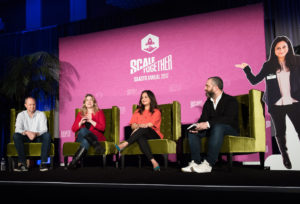 SaaStr Annual 2018 Customer Success and Marketing Panel