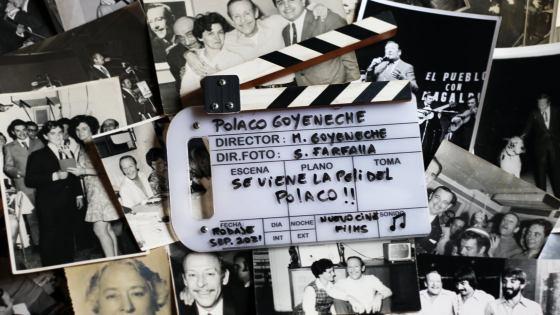 Película Goyeneche