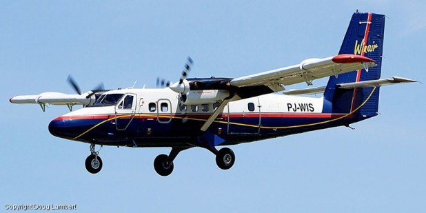 winair plane