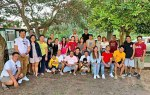 Filipino community of Saba