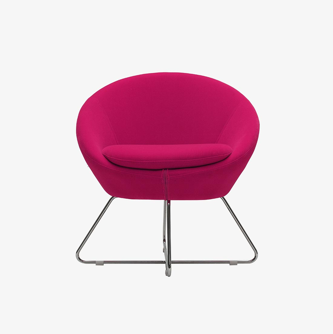 Hot Pink Desk Chair  Saba Italia