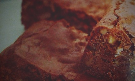 A FINGER LICKING BROWNIE -FATHER'S DAY SPECIAL