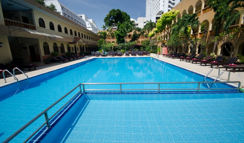 Services  Facilities  Sabai Lodge  Pattaya Thailand