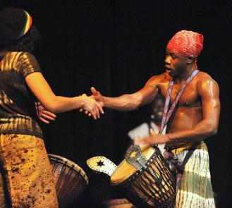 Soirée Danse africaine