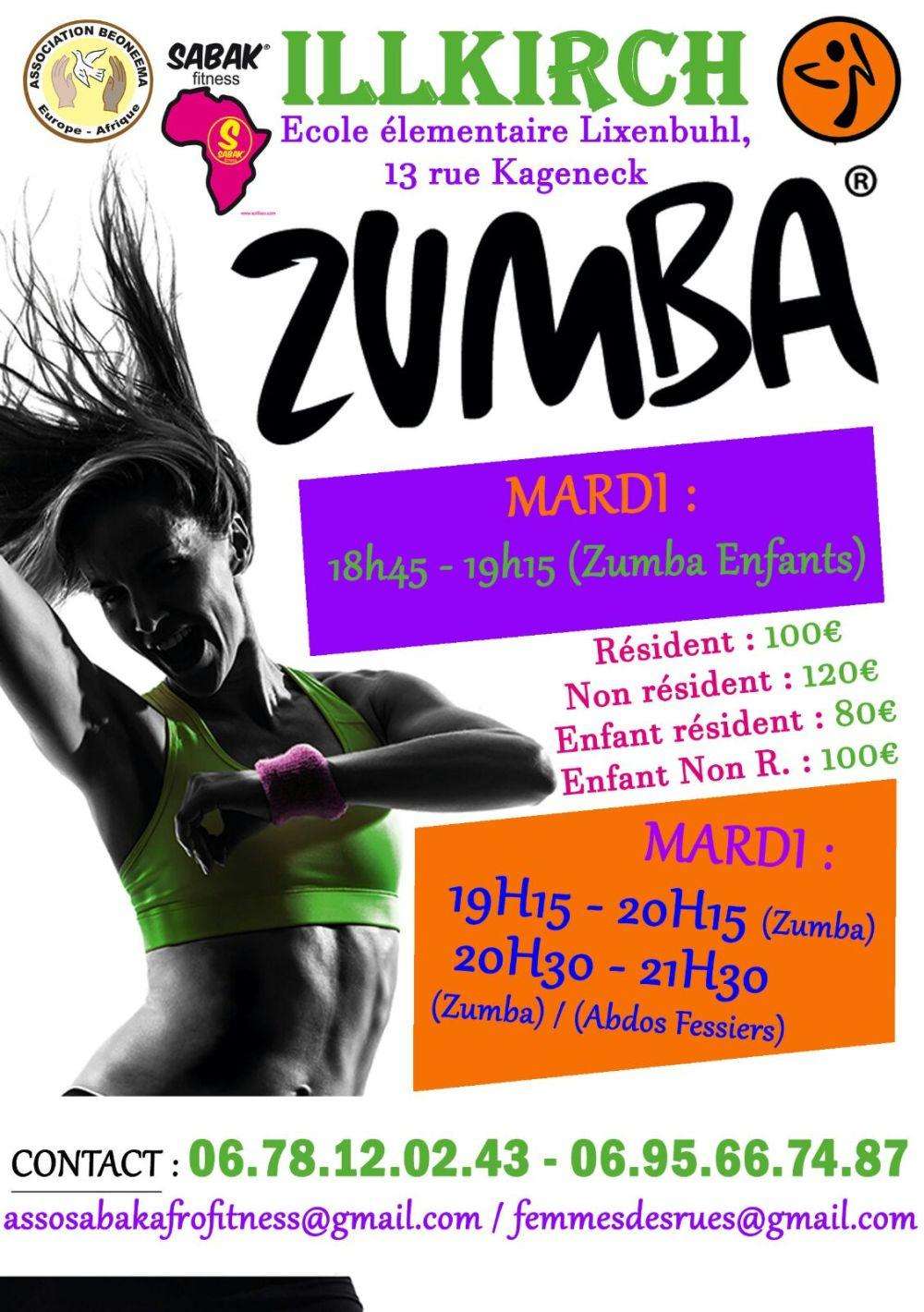 Cours de danse à Illkirch pour la saison 2017-2018