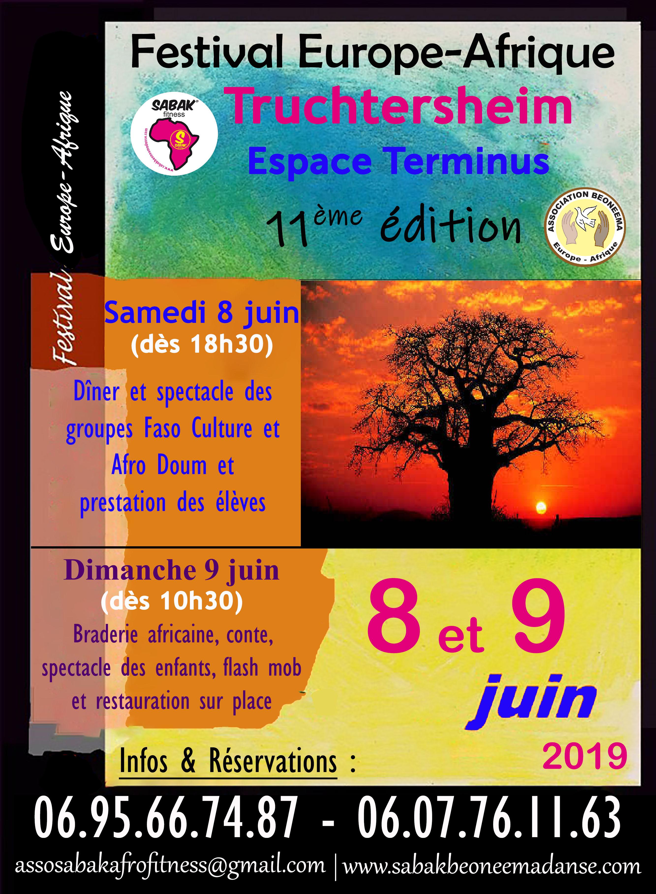 FESTIVAL EUROPE-AFRIQUE