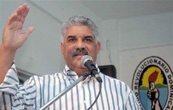 Miguel Vargas Maldonado - Presidente del PRD. (Foto: Archivo).