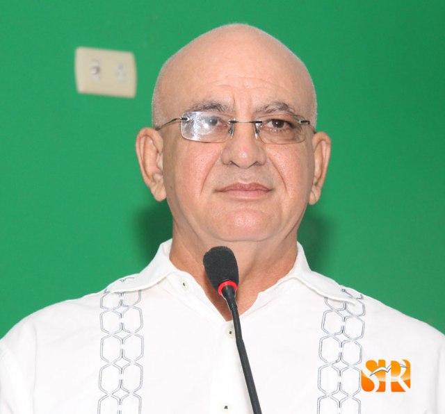 Reynaldo Estévez - Presidente del Consejo de Administración.