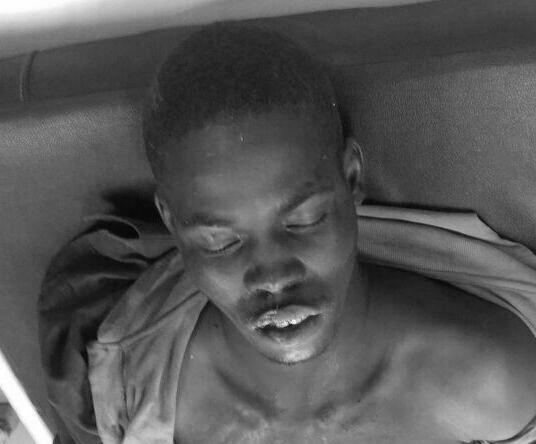 Patrulla del ERD mata haitiano