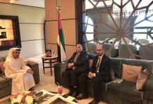 باحارثة يناقش مع وكيل وزارة الشؤون الرئاسية الإماراتية دعم الجهاز الإداري برئاسة الوزراء