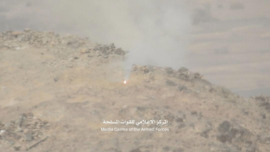 مصرع 20 حوثياً بنيران الجيش الوطني في جبهة صرواح