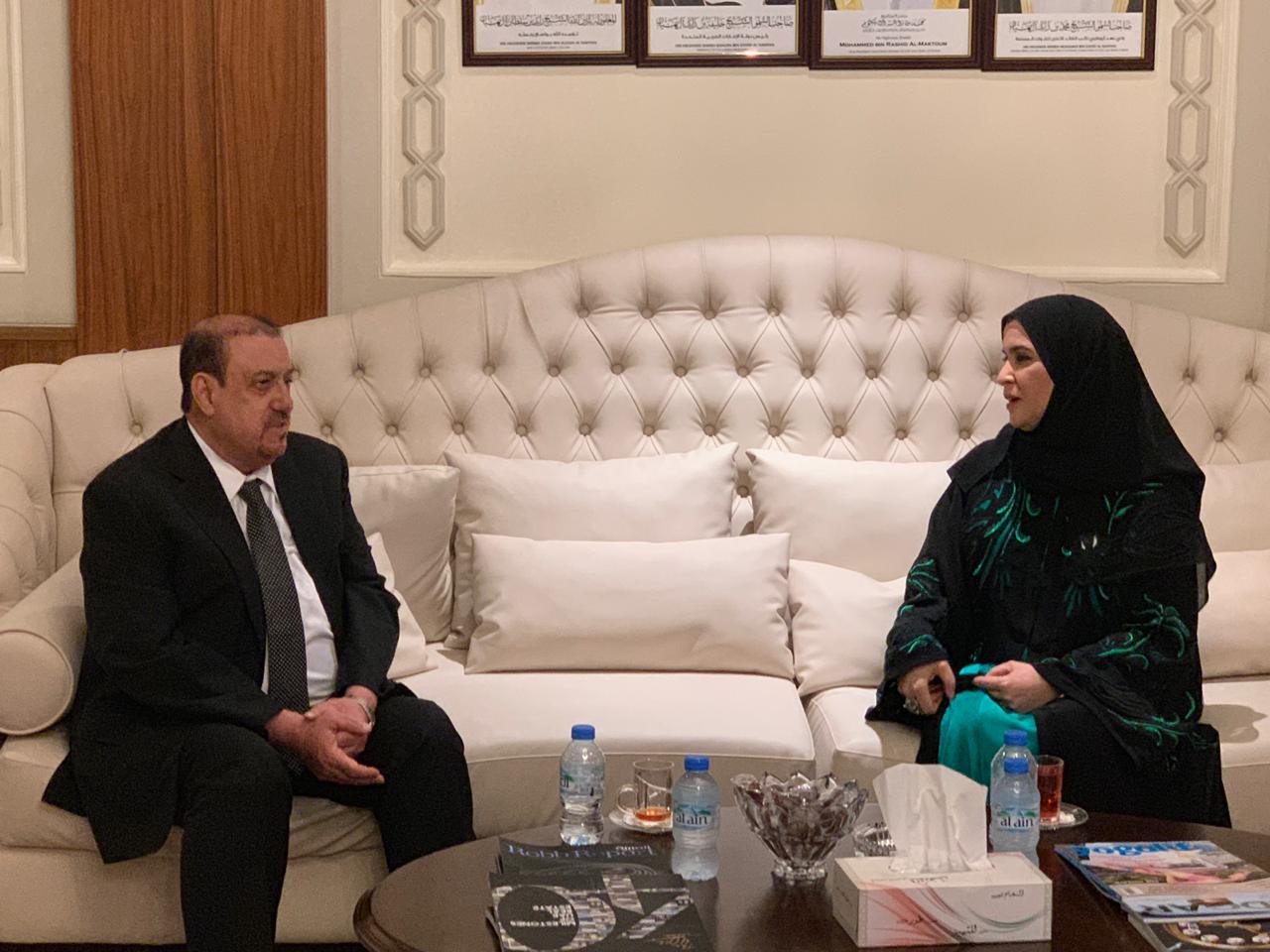 رئيس مجلس النواب يصل ابوظبي في زيارة رسمية تستغرق عدة أيام