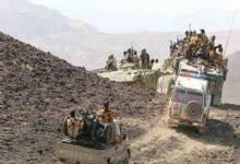 الجيش الوطني يستعيد مناطق جديدة في باقم بمحافظة صعدة