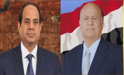 رئيس الجمهورية يهنئ نظيره المصري بذكرى اليوم الوطني