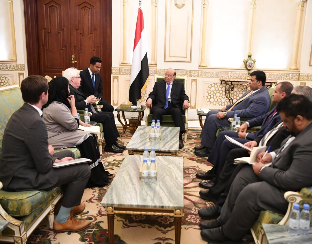 الامم المتحدة تؤكد دعمها لأمن واستقرار ووحدة اليمن وشرعية فخامة رئيس الجمهورية