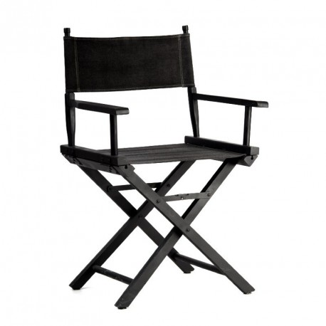 chaise metteur en scene adonis noire
