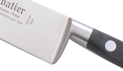 Couteau Cuisine Carbone
