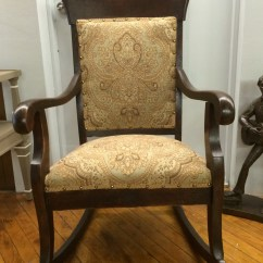 Vintage Rocking Chairs Chair Design Inspiration Antique For Sale Furniture
