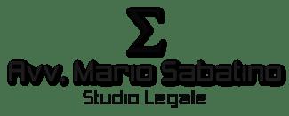 Studio Legale Avv. Mario Sabatino