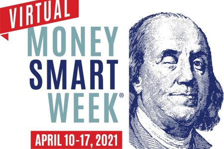 Join me for Virtual Money Smart Week 2021