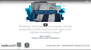 Investing: The Evidence Part 1