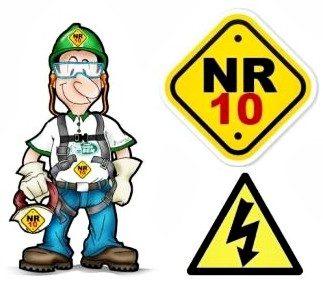 norma NR10 para eletricista
