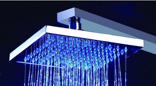 funcionamento do Chuveiro de LED